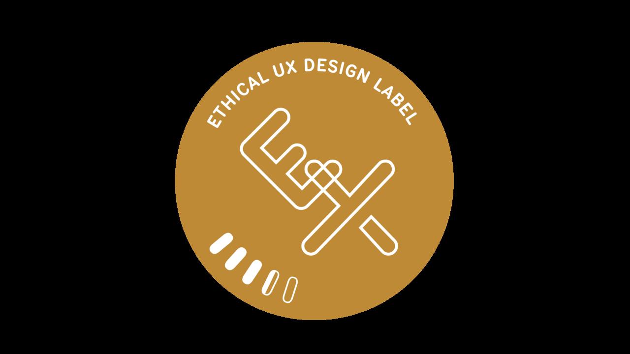 stampel de la certification éthique ux design